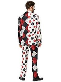 SuitMeister Vintage Clown Party Suit