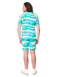 Summer OppoSuits Flaminguy suit