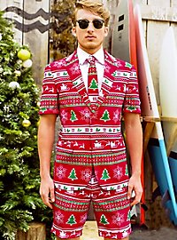 Summer OppoSuits Winter Wonderland Suit