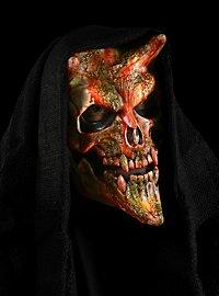 Sumpfdämon Teufelsmaske aus Latex