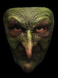 Sumpfhexe Maske des Grauens