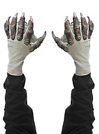 Sumpfmonsterklauen Handschuhe