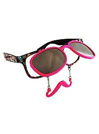 Sun Staches 90er Partybrille