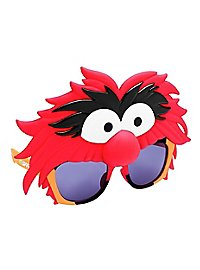 Sun Staches Animal Partybrille