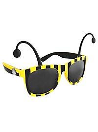 Sun Staches Biene Partybrille