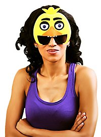 Sun-Staches Chica Party Glasses