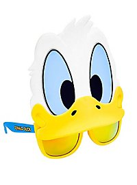 Sun Staches Donald Duck Party Glasses
