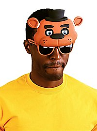 Sun-Staches Freddy Fazbear Party Glasses