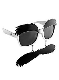 Sun Staches Groucho Partybrille