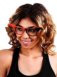Sun Staches Harley Quinn Party Glasses