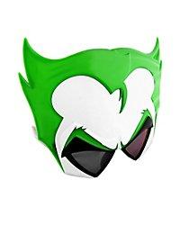Sun-Staches Joker Party Glasses