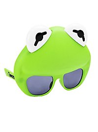 Sun Staches Kermit The Frog Party Glasses