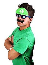 Sun Staches Luigi Party Glasses