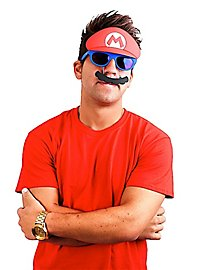 Sun Staches Mario Party Glasses