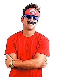 Sun-Staches Mario Party Glasses