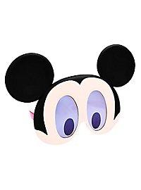Sun-Staches Micky Maus Gesicht Partybrille