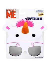 Sun-Staches Minion Brille Fluffy