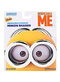 Sun-Staches Minion Brille silber
