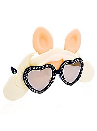 Sun Staches Miss Piggy Party Glasses