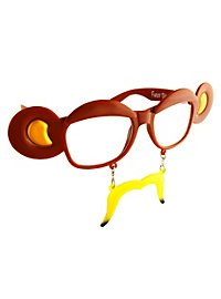Sun Staches Monkey Party Glasses