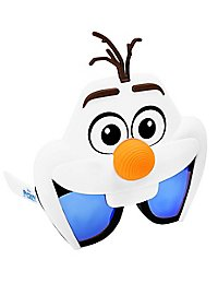 Sun Staches Olaf Party Glasses