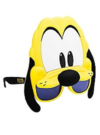 Sun Staches Pluto Party Glasses