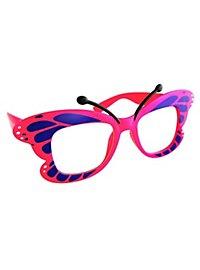 Sun Staches Schmetterling Partybrille