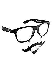Sun-Staches Spitzbart Partybrille