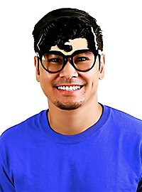 Sun Staches Superman Partybrille