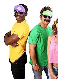 Sun-Staches Waluigi Partybrille