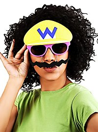 Sun Staches Wario Party Glasses