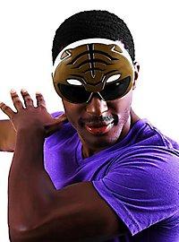Sun-Staches Weißer Power Ranger Partybrille