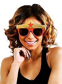Sun Staches Wonder Woman Partybrille