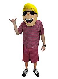 Sunnyboy Maskottchen
