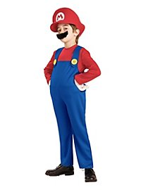 Super Mario Child Costume