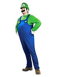 Super Mario Luigi Deluxe Costume