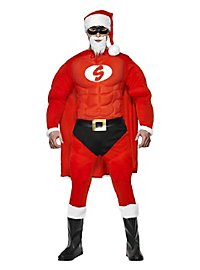 Super Santa Kostüm