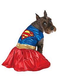 Supergirl Hundekostüm