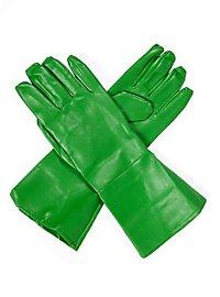 Superhelden-Handschuhe grün