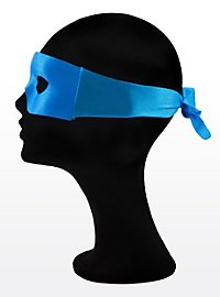 Superhelden-Maske blau