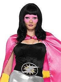 Superhelden-Maske pink