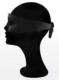 Superhelden-Maske schwarz