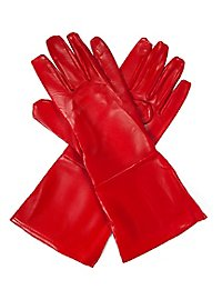 Superhero Gloves red