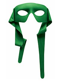 Superhero Mask green