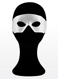 Superhero Mask white