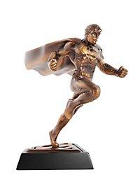 Superman - Bronzeskulptur