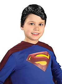 Superman child wig