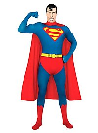 Superman Full Body Suit Costume