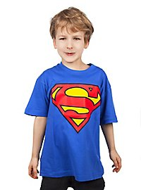 Superman Kinder T-Shirt Logo