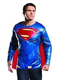 Superman muscle shirt with cape